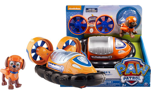 Aéroglisseur Puma Patrol Nickelodeon