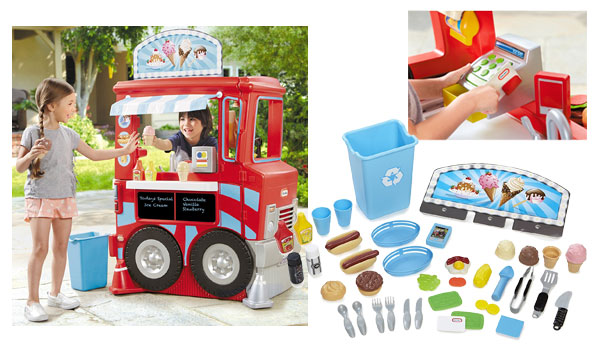 2-in-1 food truck