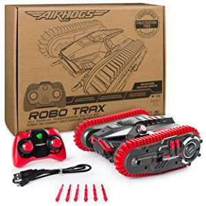 Air Hogs Robo Trax RC Tank