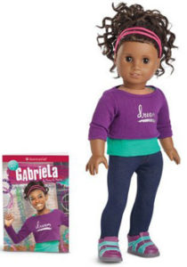 American Girl Gabriela McBride Doll