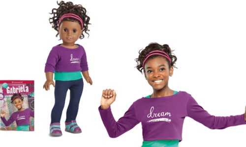 American Girl Gabriela McBride Doll Review