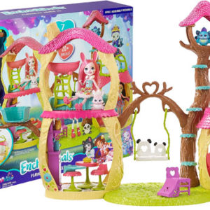 Enchantimals Panda Tree House Playset Review