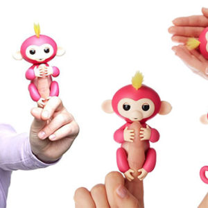 Fingerlings Interactive Baby Monkey Review