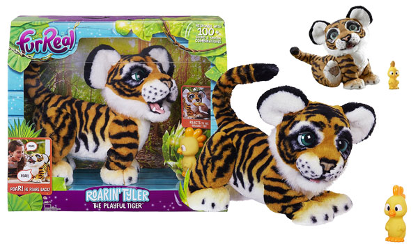 FurReal Roarin' Tyler, the Playful Tiger Review
