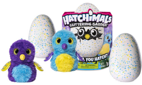 Hatchimals Glitering Garden Review