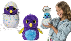 Hatchimals Shimmering Draggle