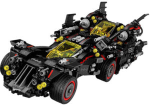 LEGO Batman Movie Ultimate Batmobile Review