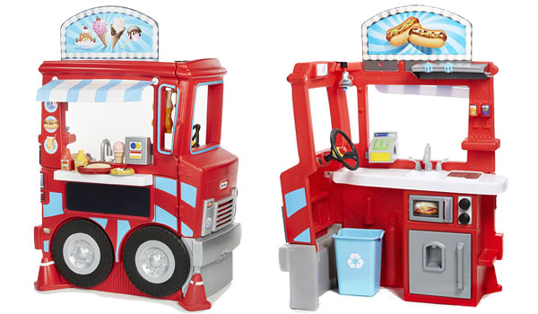 Little Tikes 2-in-1 Food Truck Review