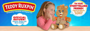 teddy ruxpin storytime and magical bear