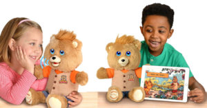 Teddy Ruxpin app on any smart device