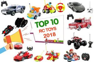 Best RC Cars Toys 2018