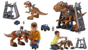 Fisher-Price Imaginext Jurassic World, T-Rex
