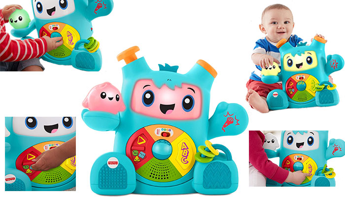 Fisher-Price Smart Moves Rockit
