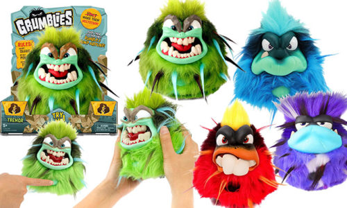 Grumblies Toys