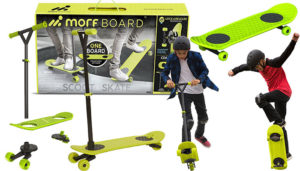 MorfBoard Skate & Scooter Combo Set