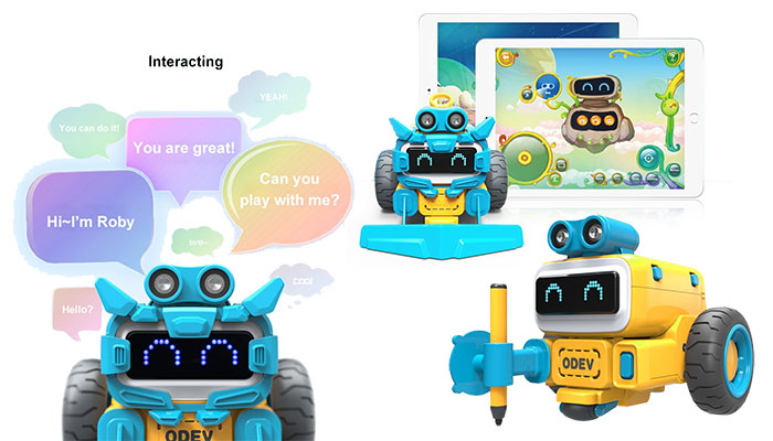 Roby ODEV STEM Smart Robot