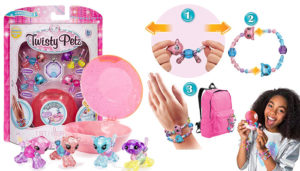 Twisty Petz Babies 4-Pack Collectible Bracelet Set