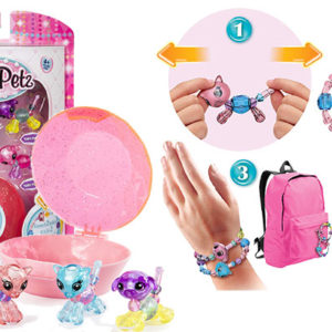 Twisty Petz Babies 4-Pack Collectible Bracelet Set