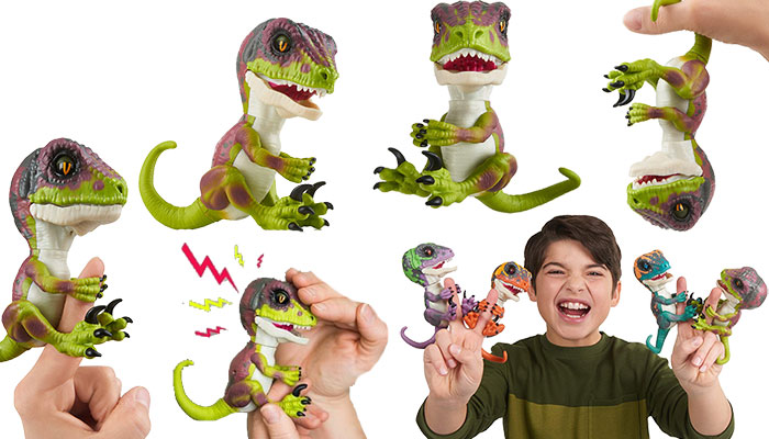 WowWee Untamed Raptor