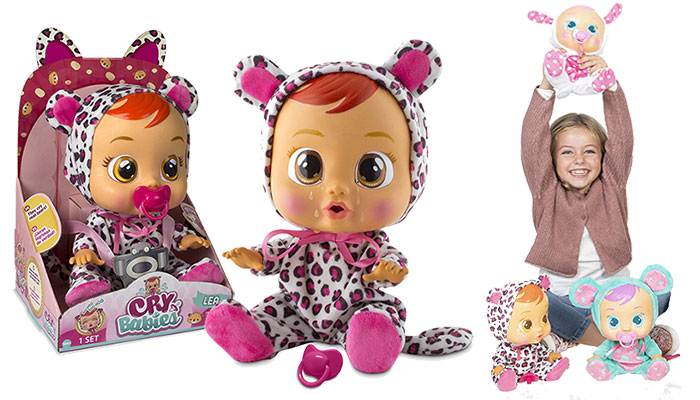Cry Babies Baby Dolls