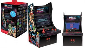 "My Arcade Mini Arcade 10"" Retro Arcade Machine with 34 Data East Hits"