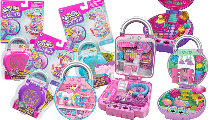 Shopkins Lil' Secrets