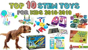 Best STEM Toys 2018 to 2019