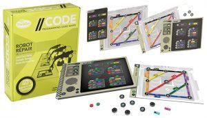 Robot Repair Coding Board Game
