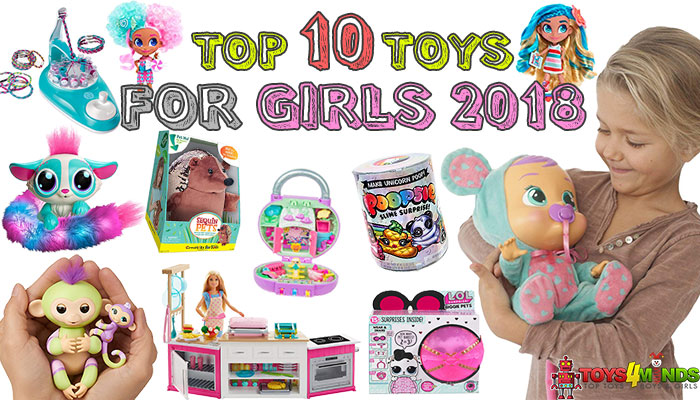 Christmas gifts for 4 year old girl 2019