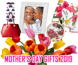 Mother's Day Gifts 2019
