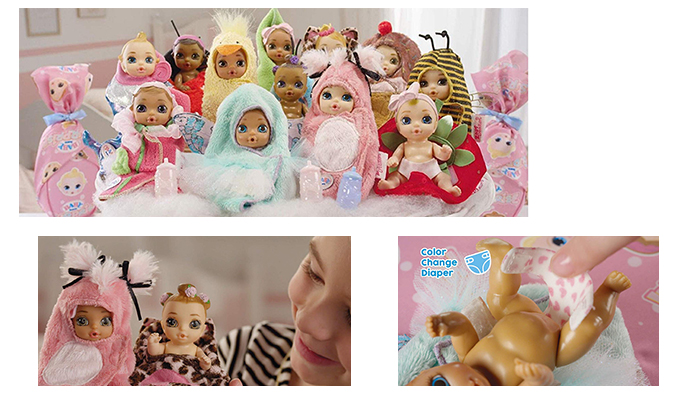 Baby Born Surprise Collectible Baby Dolls