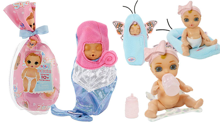 Baby Born Surprise Doll Review
