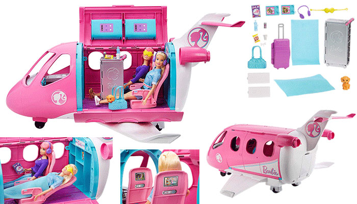 Barbie Dreamplane Playset Review