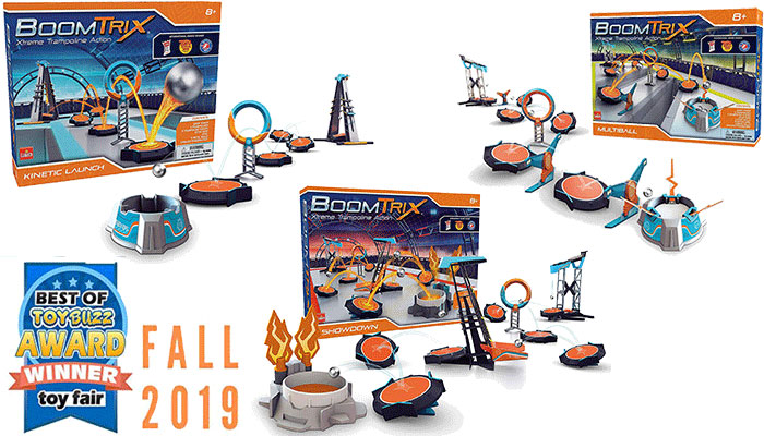 BoomTrix Kinetic Launch Multiball and Showdown Review