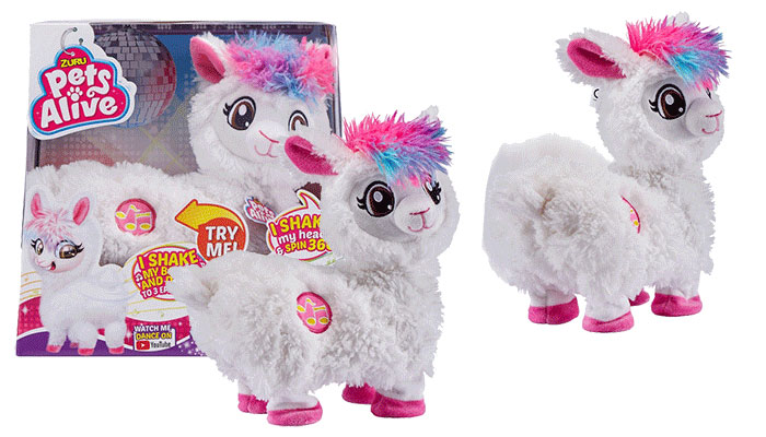 Boppi The Booty Shakin Llama Review
