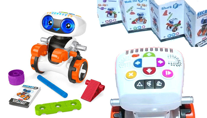 Code'n Learn Kinderbot Review