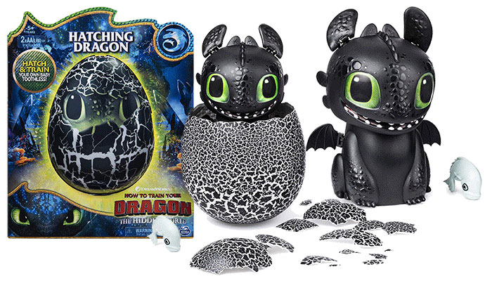 Hatching Toothless Review