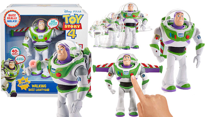 he Ultimate Walking Buzz Lightyear Review