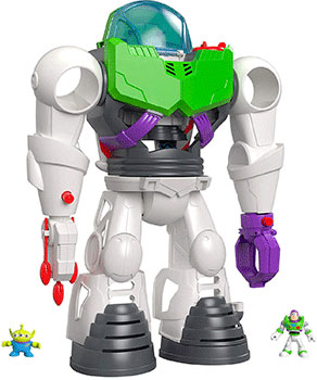 Toy Story 4 Imaginext Buzz Bot