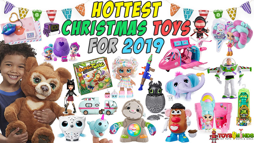 Best Christmas Toys 2020 Hottest Toys for Christmas 2019: Top Christmas Toys 2019 2020