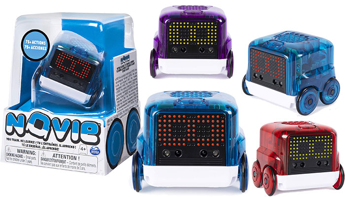Novie Robot from Spin Master